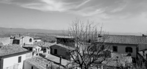 Timeless vernacular in Tuscany. Author's collection.